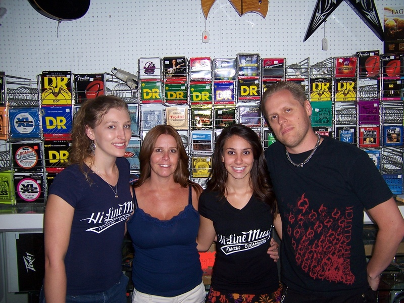 Our Staff: Nicole, Laura, Tami, and Ryan