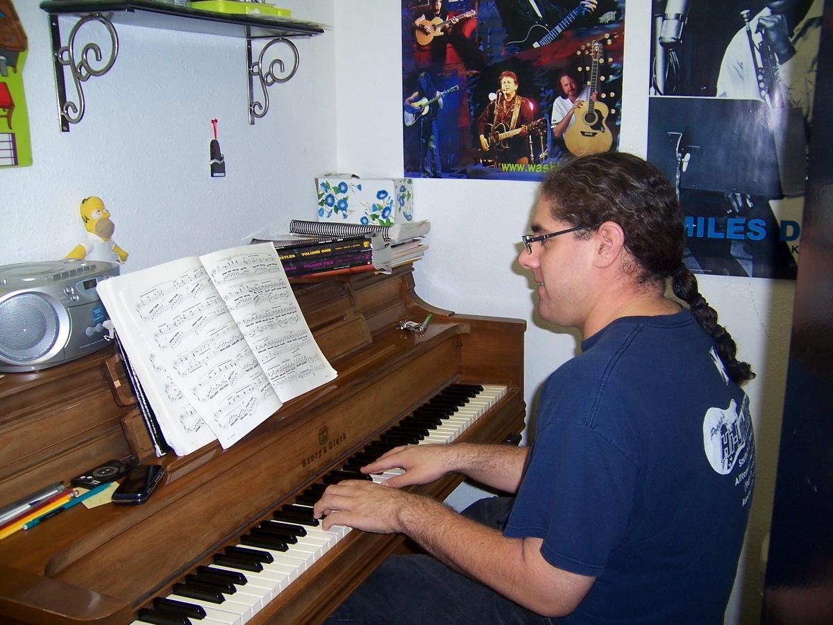 Jason-brass and piano