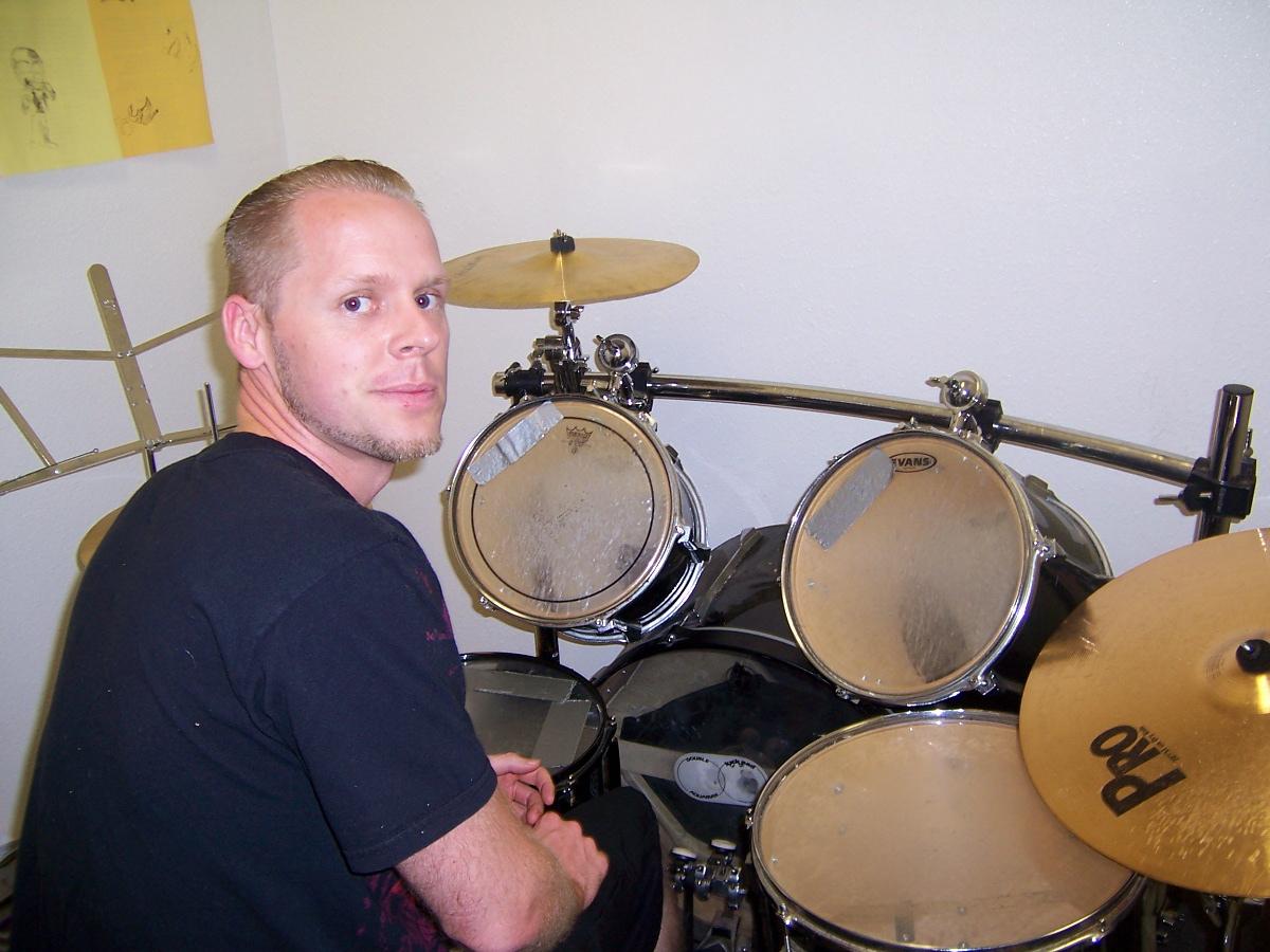 Darrin- drums